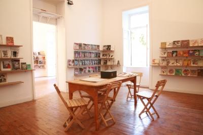 Bidoun Library, 2010